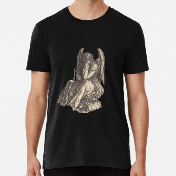Melancholia Albrecht Durer Premium T-Shirt