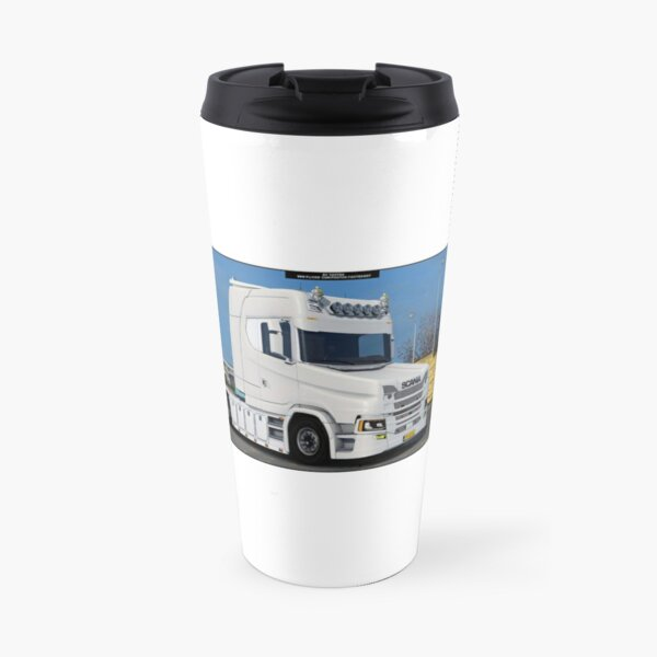 Scania Tazas Taza de viaje