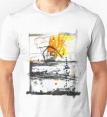 orange mess T-Shirt