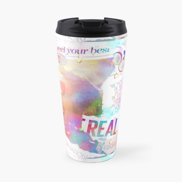 Dream Real Travel Mug