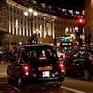 London By Night by phil decocco