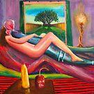 Robot Love by Richard Jackson