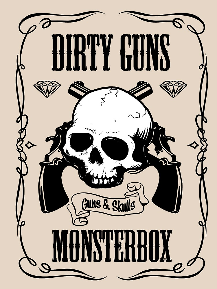 Dirty Guns by monsterbox