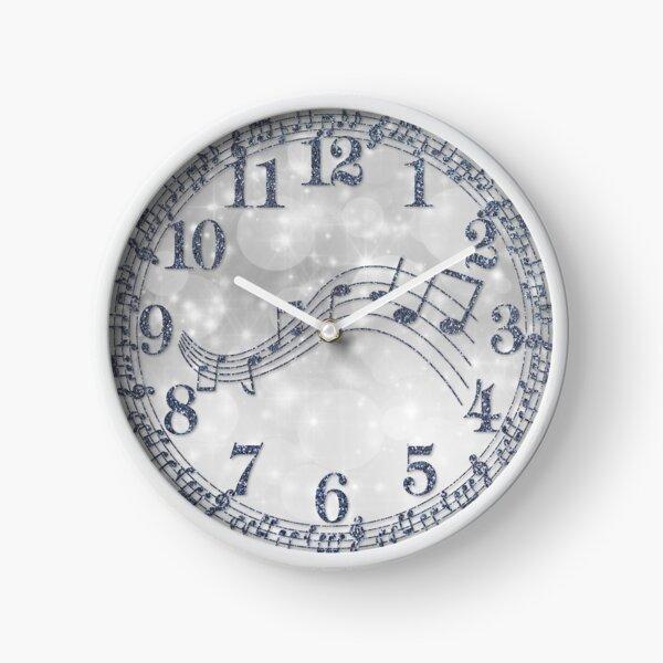 Partitura Reloj