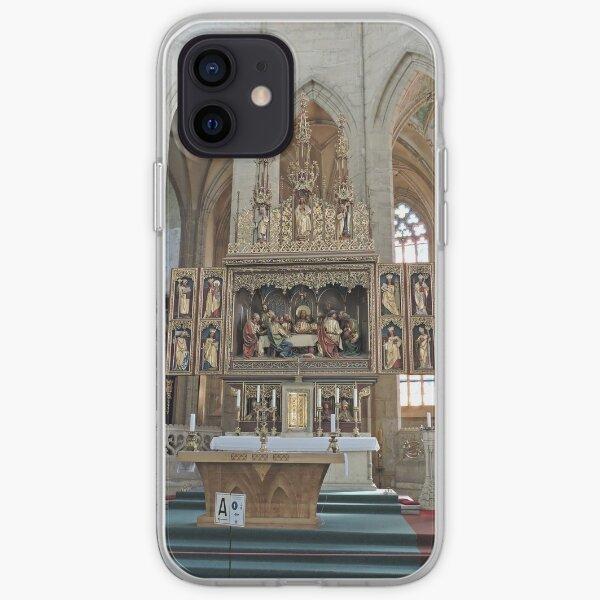 St Barbara's Cathedral, Kutna Hora, Czech Republic iPhone Soft Case