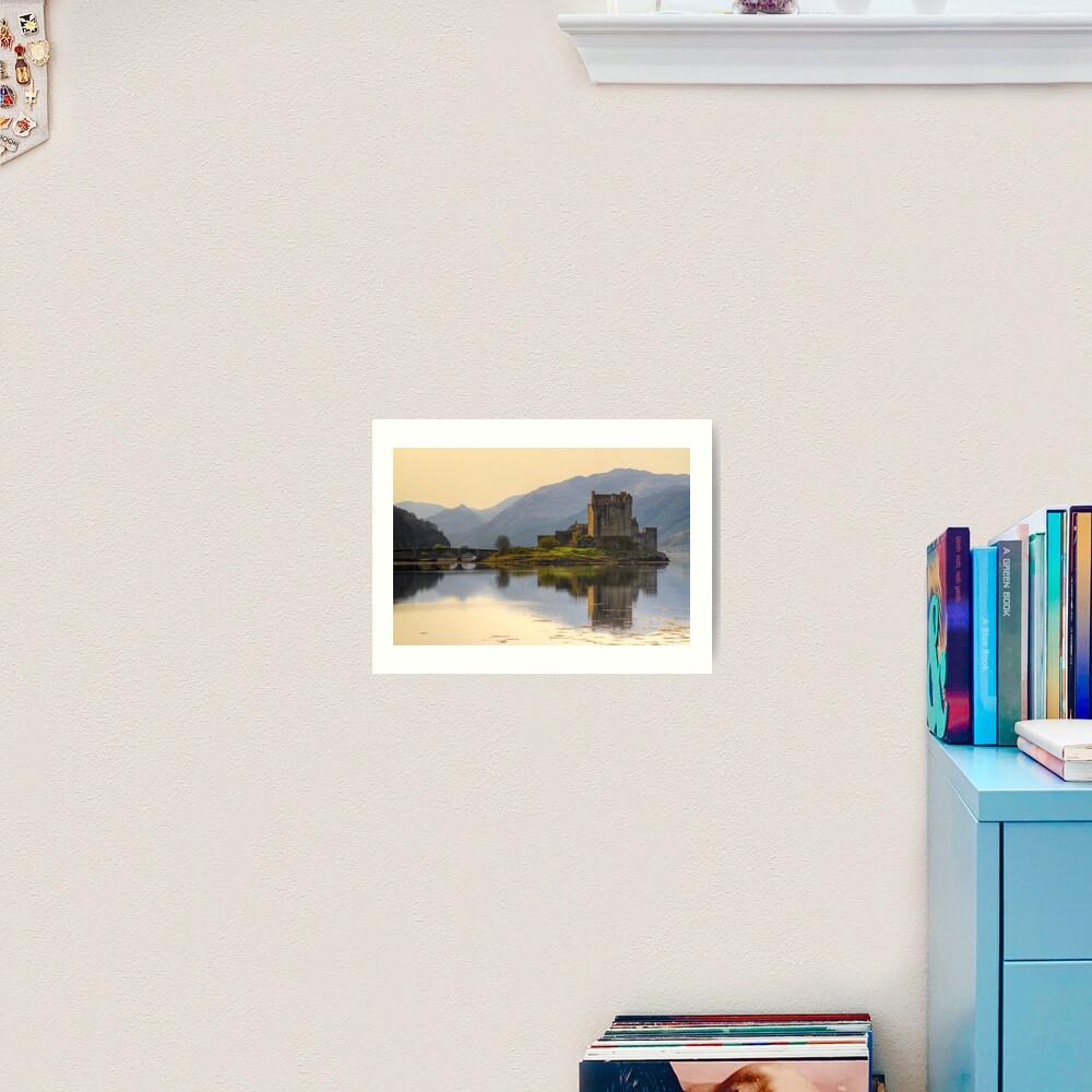 Eilean Donan (6) Art Print