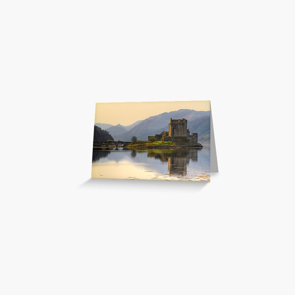 Eilean Donan (6) Greeting Card