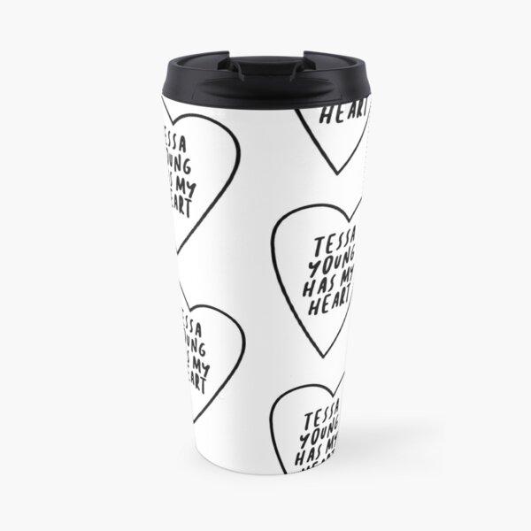 Tessa Young Has My Heart Travel Mug
