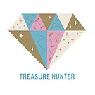 Treasure Hunter by Emma Hampton