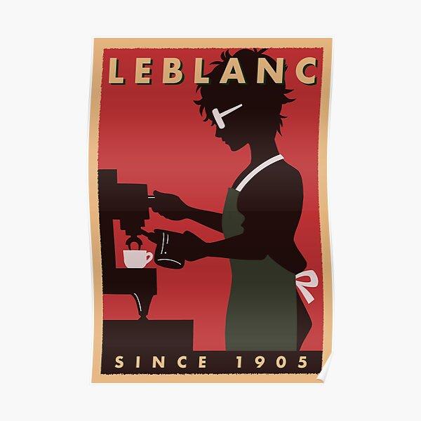 Leblanc Poster Poster