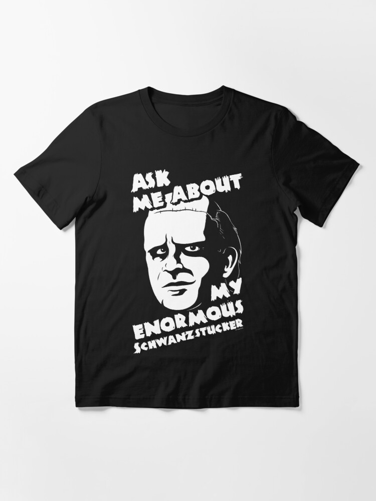 Alternate view of Young Frankenstein Essential T-Shirt