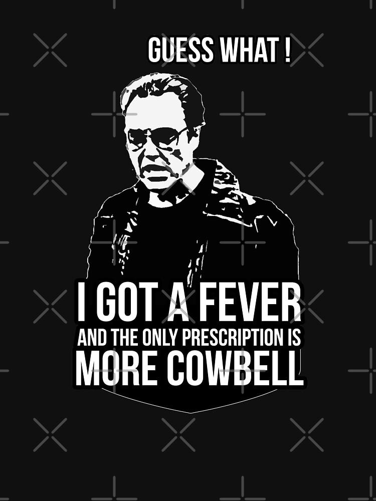 MORE COWBELL | Unisex T-Shirt