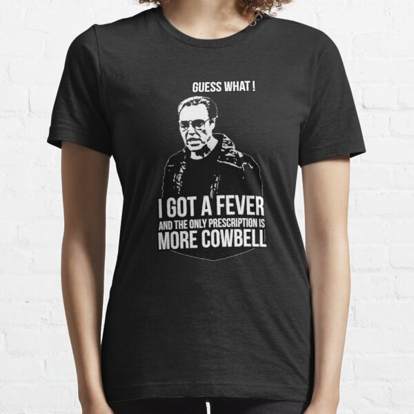 MORE COWBELL Essential T-Shirt
