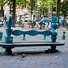 City Bench by phil decocco