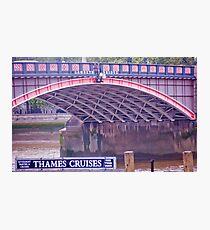 Lambeth Bridge Photographic Print