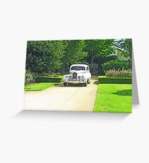 Packard #12 - 1941 Coupe Greeting Card