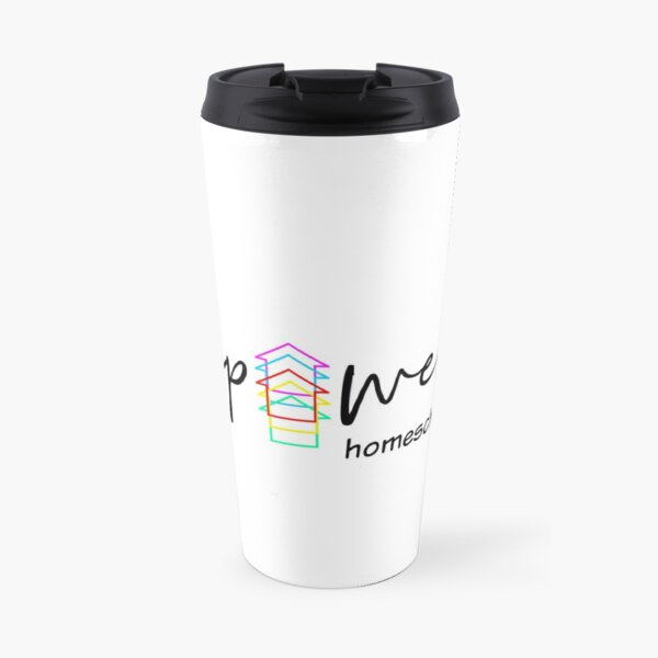Empowered Homeschool mom Travel Mug