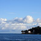 Sea Sky Lighthouse by TerrillWelch