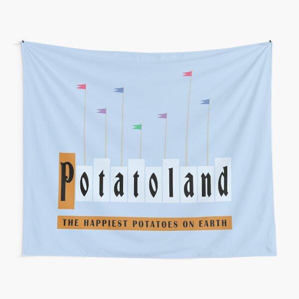 Potatoland Tapestry