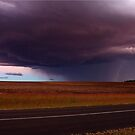 There's a storm on the Horizon by Kym Howard