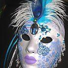 Goddess Masks - Diana by Magicat