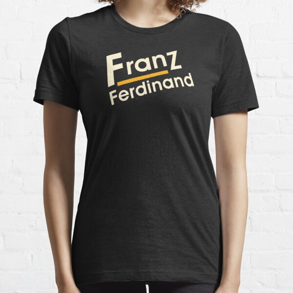 Franz Ferdinand Camiseta esencial