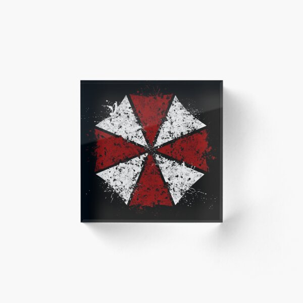 Resident Evil - Umbrella Corps Acrylic Block