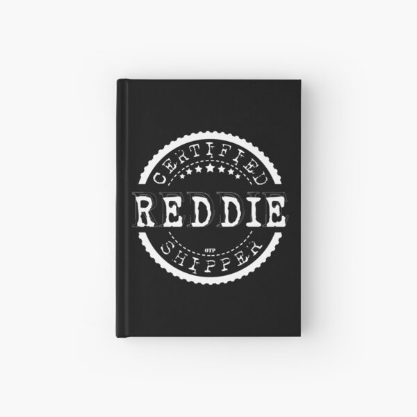 Certified Reddie Shipper (White Stamp) Hardcover Journal