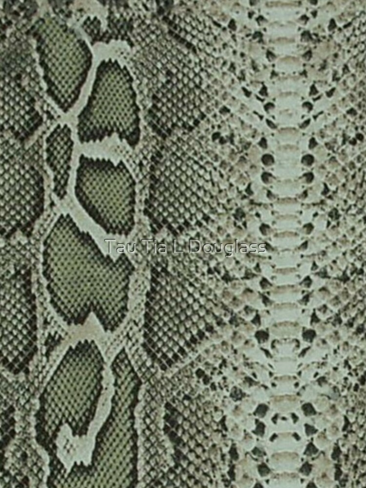 Exotic Snake Print by PurplePeacock