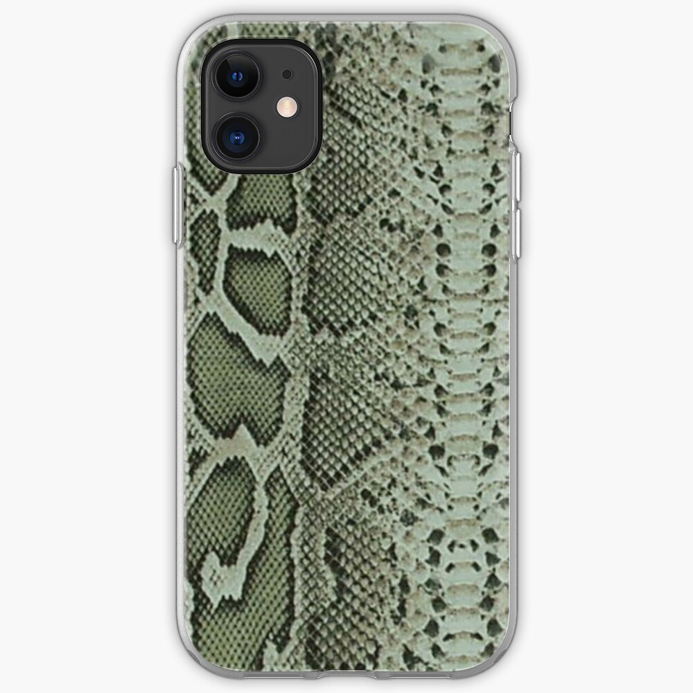 Exotic Snake Print iPhone Case & Cover
