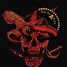 Dead Men Tell No Tales by Qontez George