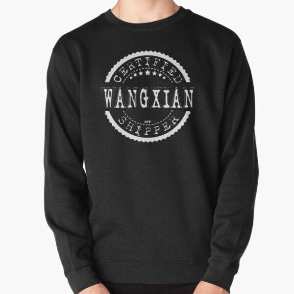 Certified Wangxian Shipper (White Stamp) Pullover Sweatshirt