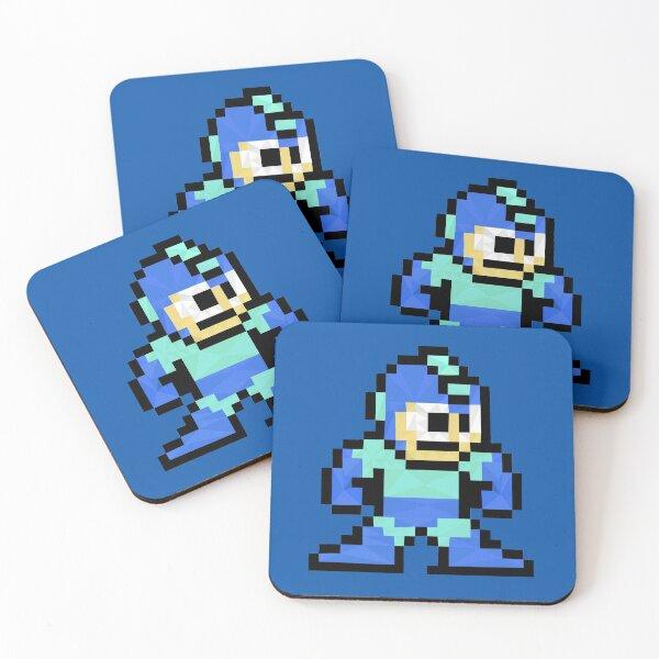 M3ga M4n 8 bits Coasters (Set of 4)