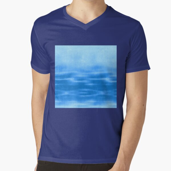 Tranquil Waters V-Neck T-Shirt