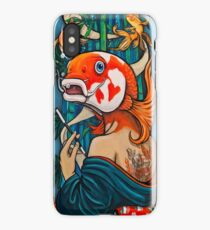 The Fish Wife iPhone Case