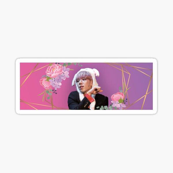 Flower Boy Kim Byeongkwan Sticker