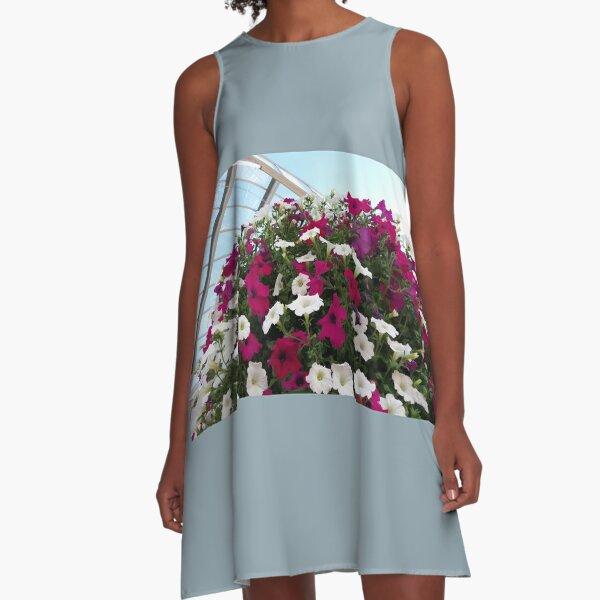 summer scene A-Line Dress