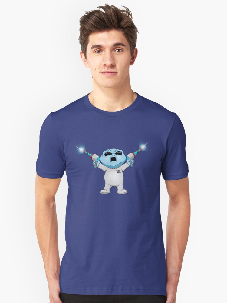 Little Invader  Unisex T-Shirt Front