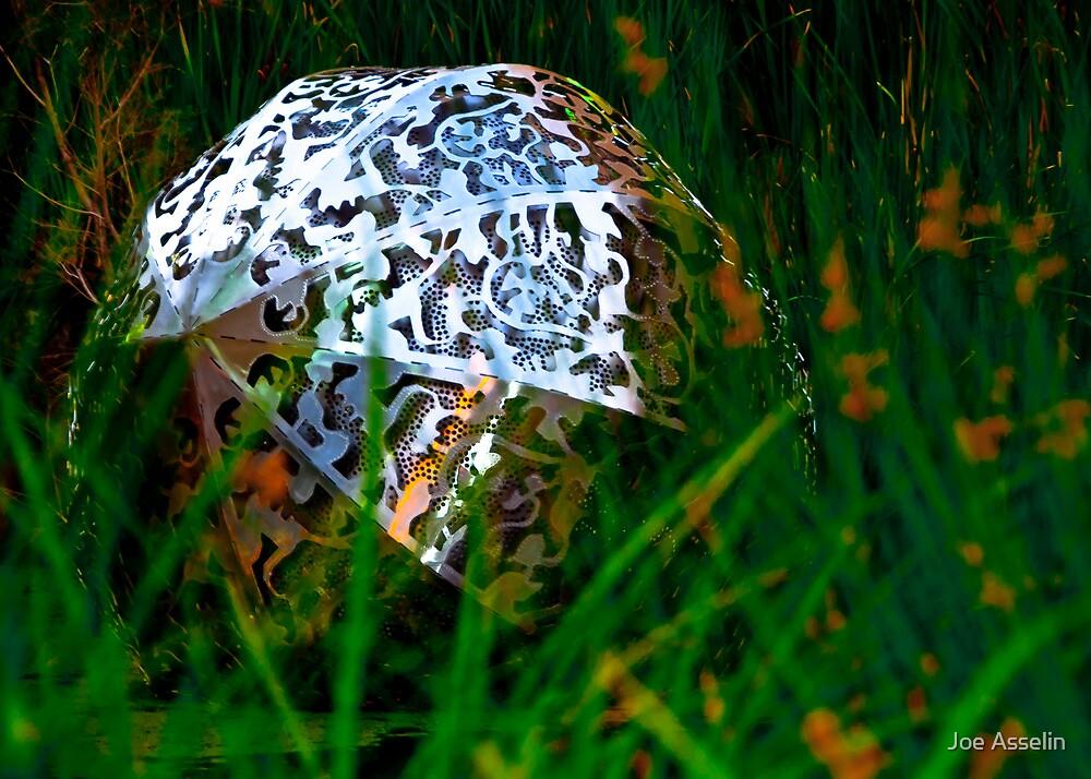 Swamp Thing by Joe Asselin