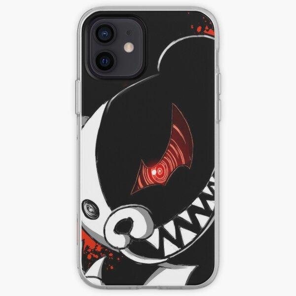 Monokuma iPhone Soft Case