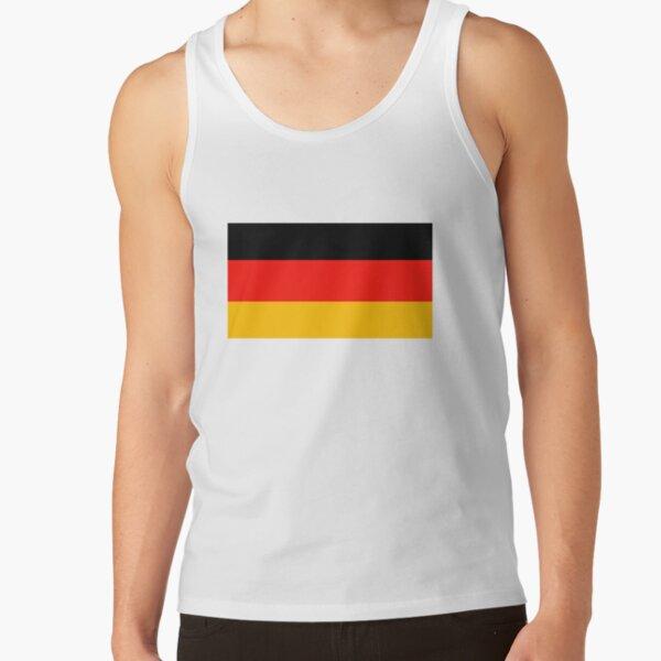 leo • theo   German flag Tank Top