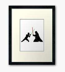 Star Wars Battlefront Framed Print
