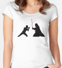 Star Wars Battlefront Women's Fitted Scoop T-Shirt