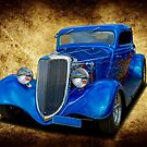 34 Coupe by Keith Hawley