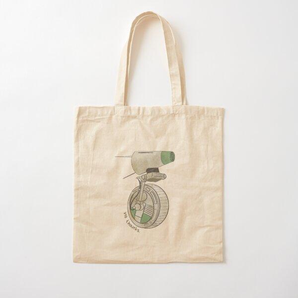 No Thanks.  Cotton Tote Bag