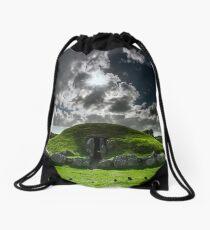 Snowdonia - Bryn Celli Ddu Burial Chamber Drawstring Bag