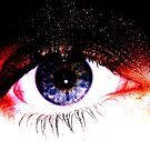 'Eyes are the window to your soul' - part 1 by Teresa Conroy