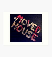 moved house Art Print