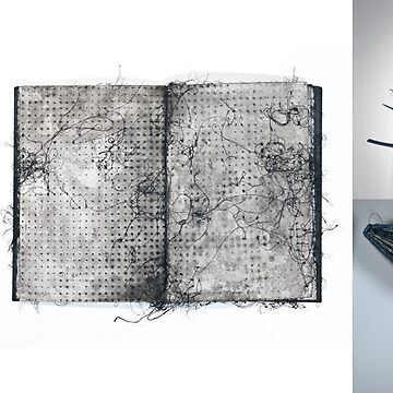 'Threads Book' - Art Documentation Series by Lushpup