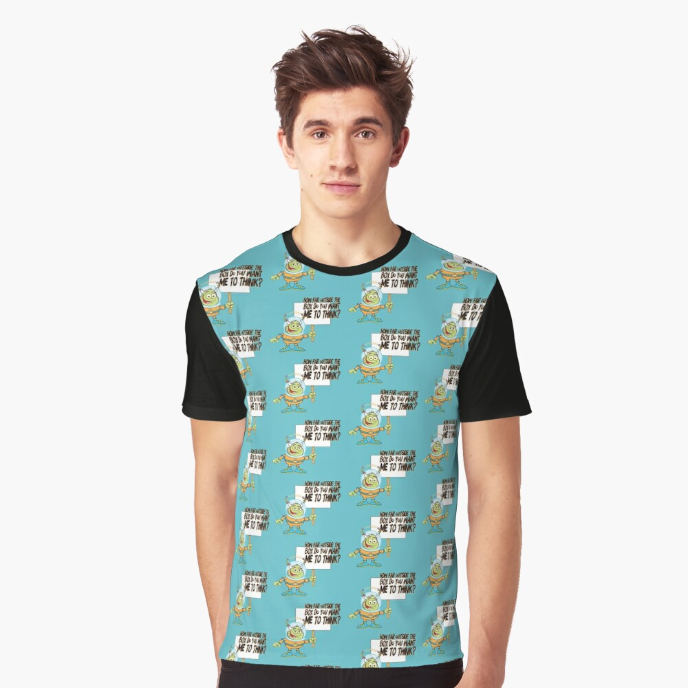 Think Outside the Box. Graphic T-Shirt